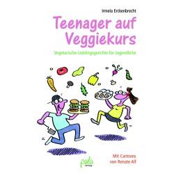 Teenager auf Veggiekurs