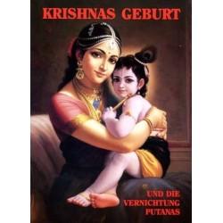 Krishnas Geburt - Kinderbuch