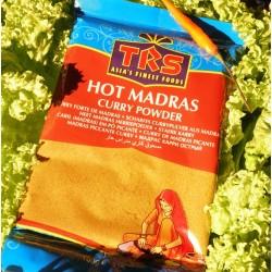 Curry Pulver Madras scharf 100g