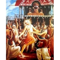 Chaitanya Ratha yatra  (Poster groß)