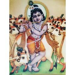 Nanda Kumari (Poster groß)