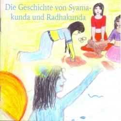 Die Geschichte von Syama-Kunda und Radha-Kunda