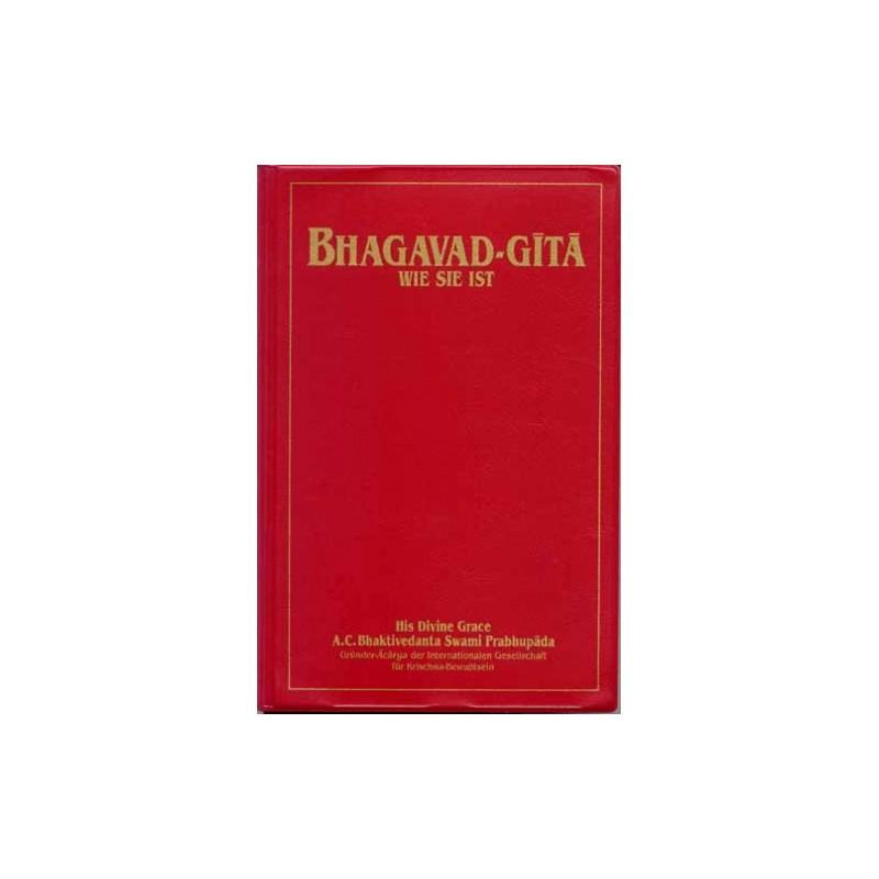 Bhagavad - Gita Taschenbuchausgabe