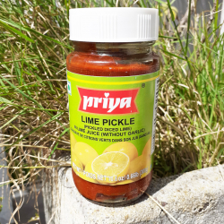 Priya Lime Pickle (without garlic-ohne Knoblauch)