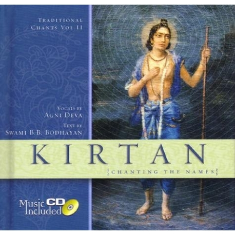 Kirtan: Chanting the Names (mit Textheft)