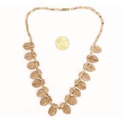 Halskette Neckbeads (Tulsi) 1fach Maha Mantra