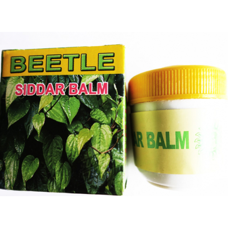 Betel Siddar Balm (Ayurvedic Medicine)