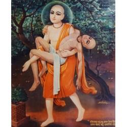 Ghaitanya Haridas Lila (Foto-Postkarte)