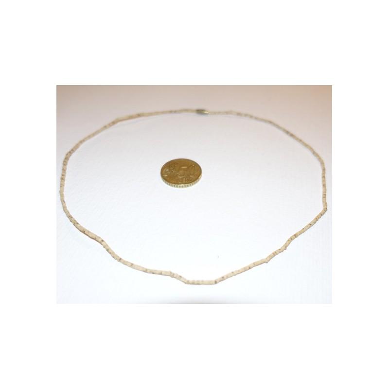 Halskette Neckbeads (Tulsi) 1fach sehr fein (44 cm)