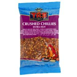 Chillie Crushed 100g geschrotet