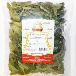 Curry Blätter getrocknet