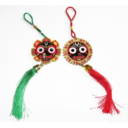 Jagannath Anhänger (10cm) Car Hangings