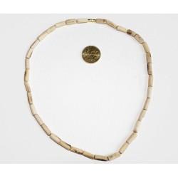 Halskette Neckbeads Tulsi 1fach, lang dünn (51 cm)
