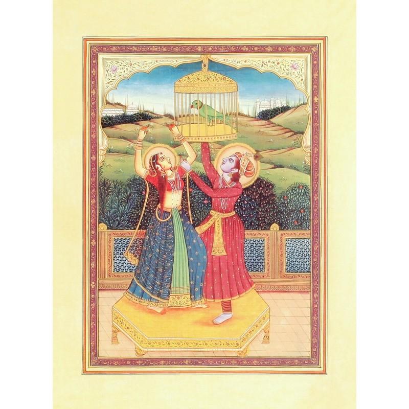 Poster aus Indien klein Nr. 5